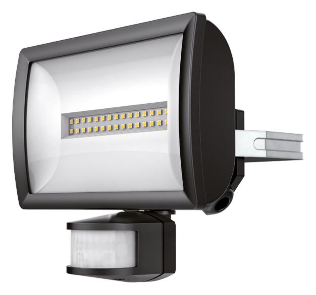 Schema Collegamento Lampada Con Sensore Di Movimento : Theleda ec20 bk emettitore con rivelatore di movimento theben